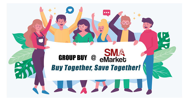 Group Buy -  Buy Together & Save Together